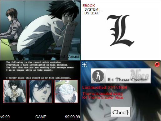 Thumbnail 1 for Death note ryuzaki theme